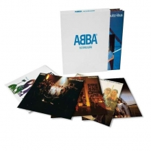 Abba. - Studio Albums 8 LP's Box