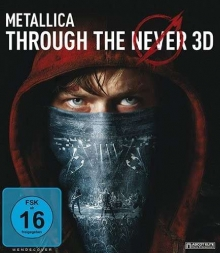 Metallica - Through The Never - (3D & 2D Blu-ray)