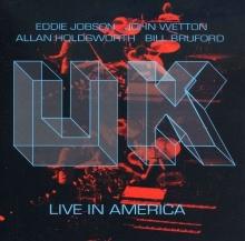 Live In America - de U. K.