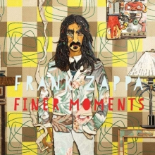 Finer Moments - de Frank Zappa