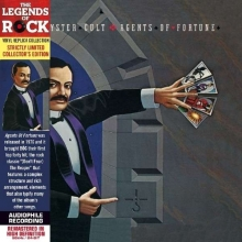 Agents Of Fortune (Limited Collector's Edition)  - de Blue Oyster Cult