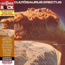 Blue Oyster Cult - Cultoesaurus Erectus (Limited Vinyl Replica Collection)