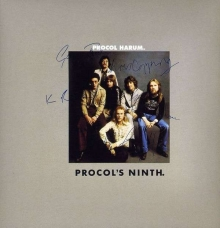 Procol's Ninth (LP) - de Procol Harum
