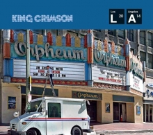 Live At The Orpheum (200G.Ltd Vinyl)  - de King Crimson
