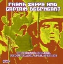 Providence College, Rhode Island, April 26th 1975 - de Frank Zappa&Captain Beefheart