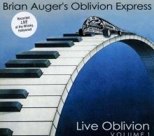 Live Oblivion  - de Brian Auger's -Oblivion Express