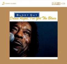 Buddy Guy -  Damn Right, I've Got The Blues (Limited Numbered Edition) (K2HD Mastering)