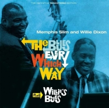 Memphis Slim - The Blues Every Which Way + Willie's Blues