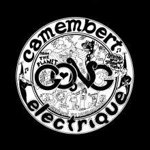 Gong - Camembert Electrique (remastered)