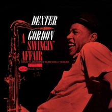 A Swingin' Affair-Ltd.Edt - de Dexter Gordon