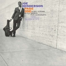 Joe Henderson - Page One-Ltd.Edt 180g Vinyl