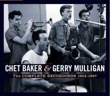 Chet Baker - The Complete Recordings 1952 - 1957