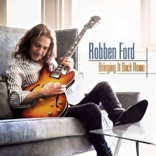 Bringing It Back Home - de Robben Ford