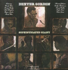 Sophisticated Giant (180g) - de Dexter Gordon