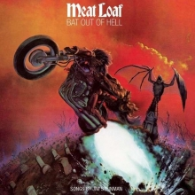 Bat Out Of Hell - Limited Edition- Hellish Red Vinyl - de Meat Loaf