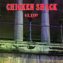 O.K. KEN ?  180 GR -AUDIOPHILE- - de Chicken Shack