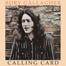 Calling Card - de Rory Gallagher