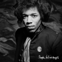 People, Hell & Angels (digipack edition) NEW!!! - de Jimi Hendrix