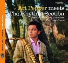Meets The Rhythm Section - de Art Pepper
