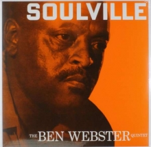 Ben Webster - Soulville - 140gr