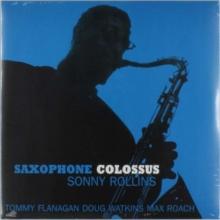 Sonny Rollins - Saxophone Colossus - 140 gr
