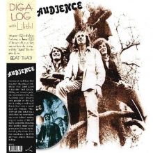 Audience - Audience (LP + CD)
