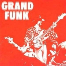 The Red Album - de Grand Funk Railroad