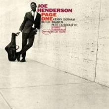Page One (180g) - de Joe Henderson