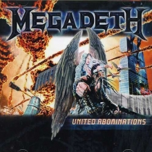 United Abominations - de Megadeth