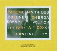 On Broadway Vol. 4 - de Paul Motian