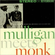 Mulligan Meets Monk - de Gerry Mulligan