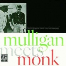 Mulligan Meets Monk - de Gerry Mulligan
