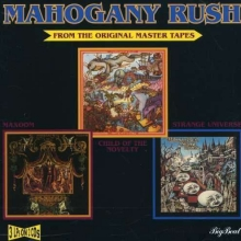 Maxoom/Child Of Novelty/Strange Universe - de Mahogany Rush