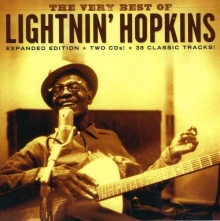 The Very Best Of Lightnin' Hopkins - de Lightnin Hopkins