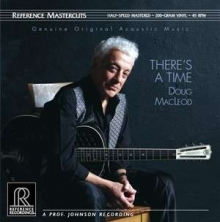 There's A Time (200g)(Superaudiofil) - de Doug MacLeod