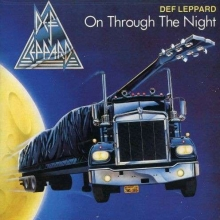 On Through The Night - de Def Leppard