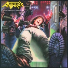 Spreading The Disease - de Anthrax