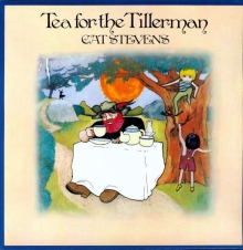 Tea For The Tillerman - 180 gr - Limited Edition - de Cat Stevens