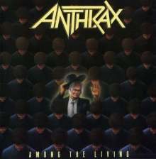 Among The Living - de Anthrax