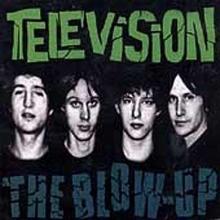 The Blow Up (LP) - de Television