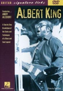 Albert King: Guitar Signature Licks - de Albert King