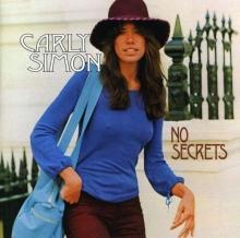 Carly Simon - No Secrets