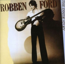 The Inside Story - de Robben Ford