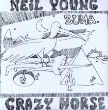 Zuma - de Neil Young
