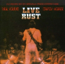Live Rust - de Neil Young