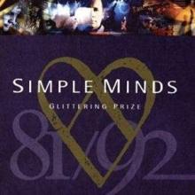 Glittering Prize - de Simple Minds