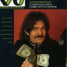 A Carrot Is As Close As A Rabbit Gets .. - de Captain Beefheart