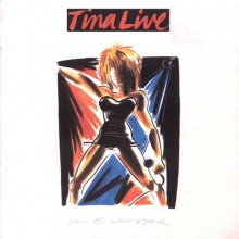 Tina Live In Europe - de Tina Turner
