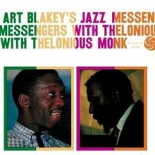 Jazz Messengers With Thelonious Monk - de Art Blakey