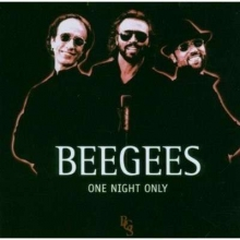 One Night Only: Live At MGM Grand, Las Vegas - de Bee Gees